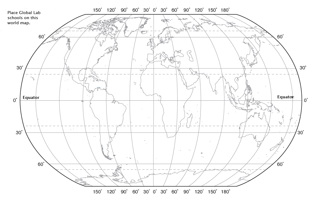 Picture of: Blank World Map